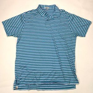 Peter Millar Contemporary Fit Polo Mens Size XL